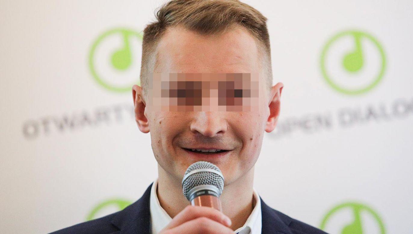 Sąd aresztował tymczasowo Bartosza K. (fot. Forum/Andrzej Hulimka)