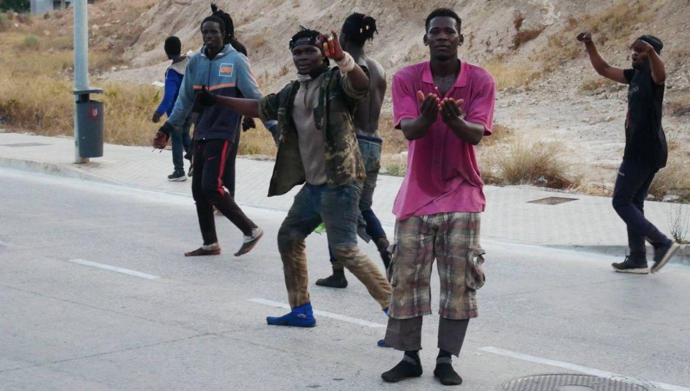 Europa zmaga się z kryzysem migracyjnym (fot. PAP/EPA/PAQUI SANCHEZ)