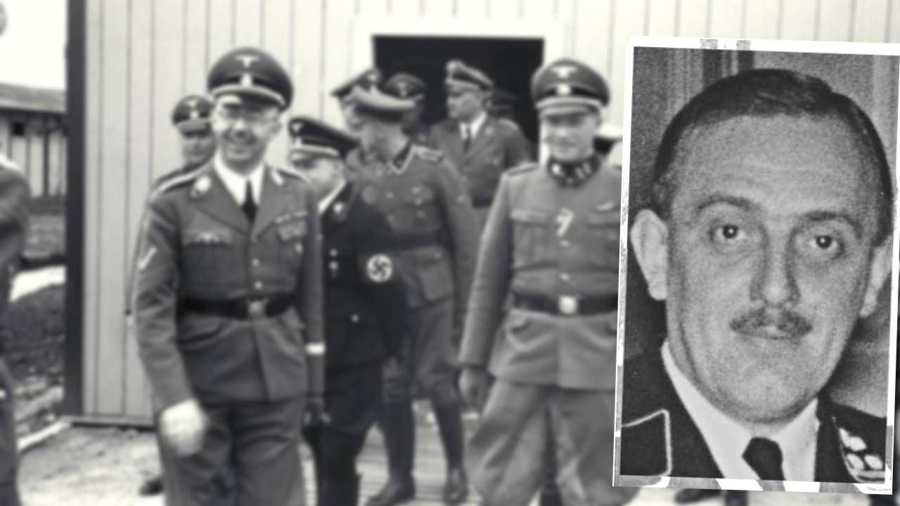 Zmarły w 1975 roku Franz Josef Huber nigdy nie odpowiedział przed sądem za swoje czyny (fot. Bundesarchiv)