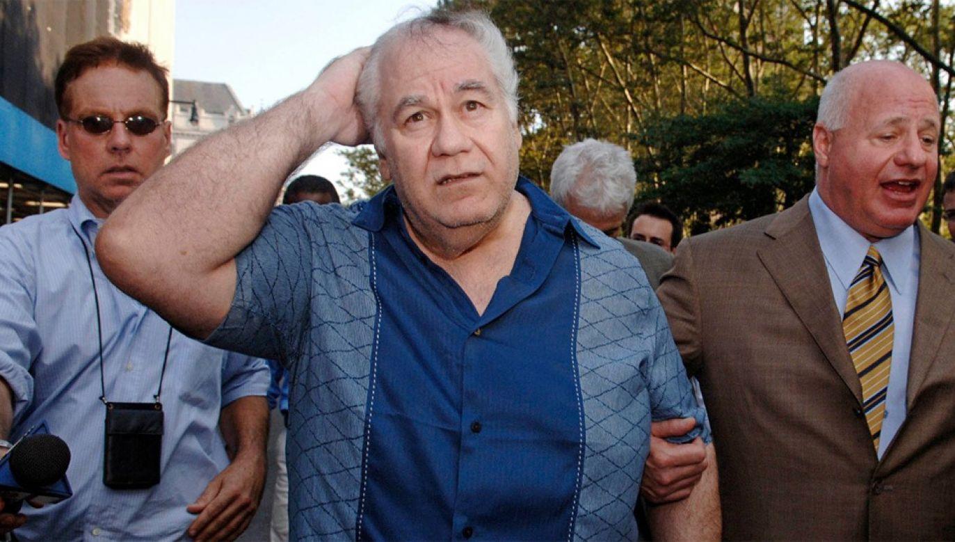 Louis Eppolito do końca twierdził, że jest niewinny (fot. TT/NYPost)