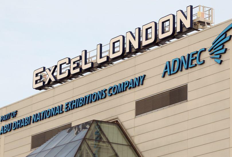 W hali ExCel odbędą się również zmagania w boksie, zapasach, judo, podnoszeniu ciężarów, tenisie stołowym i szermierce (fot. Get