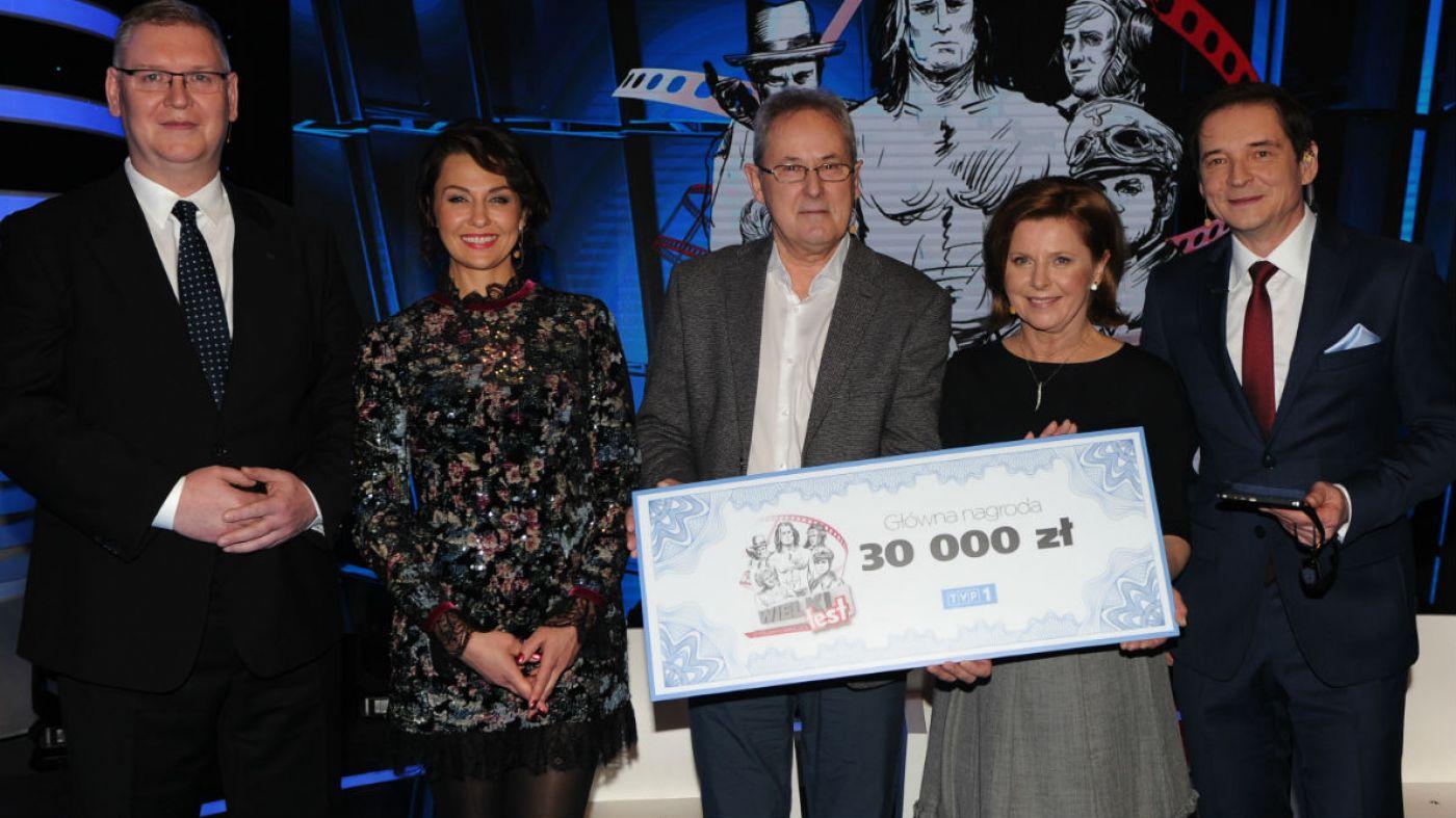 """Pękul i Skarga zwycięzcami """"Wielkiego Testu o Polskich Serialach"""""""