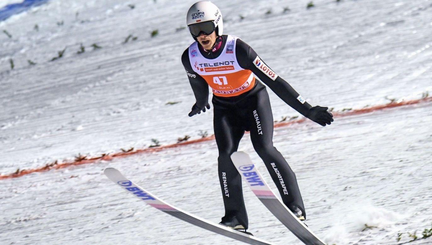 PiotrŻyła zajął drugie miejsce (fot. PAP/EPA/KIMMO BRANDT)