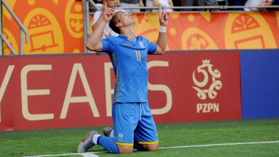 f981f1a33 Był rezerwowym, został bohaterem. Ukraińcy mistrzami świata U20 ...