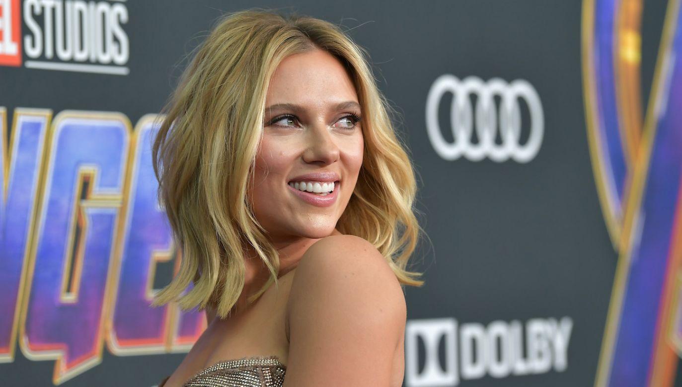 Scarlett Johansson to jedna z najlepiej zarabiających aktorek świata (fot. Getty Images)