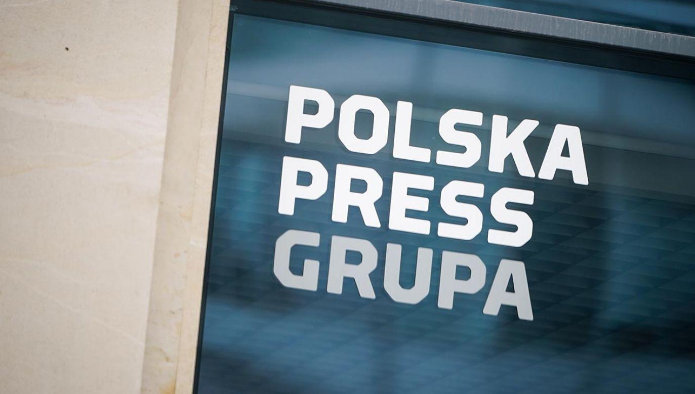 Polska Press jest już w polskich rękach (fot. Forum/Mateusz Wlodarczyk)