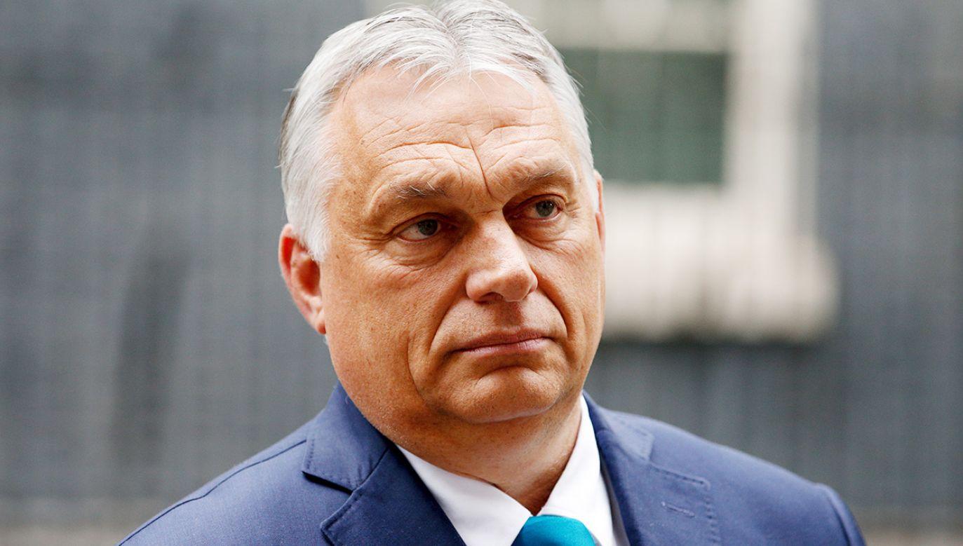 Viktor Orban uważa, że Unia Europejska potrzebuje głębokich zmian (fot. David Cliff/Anadolu Agency via Getty Images)