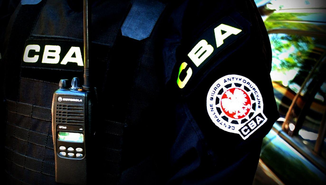 Dotychczas w śledztwie zatrzymano pięć osób (fot. CBA)