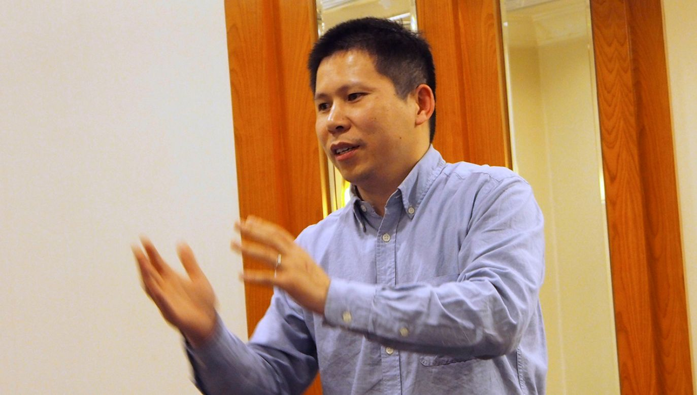 Xu Zhiyong wezwał do ustąpienia przywódcę Chin (fot. REUTERS/Xiao Guozhen/Handout via Reuters)