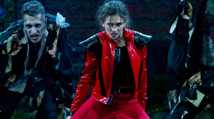 "Roksana Węgiel – ""Thriller"""