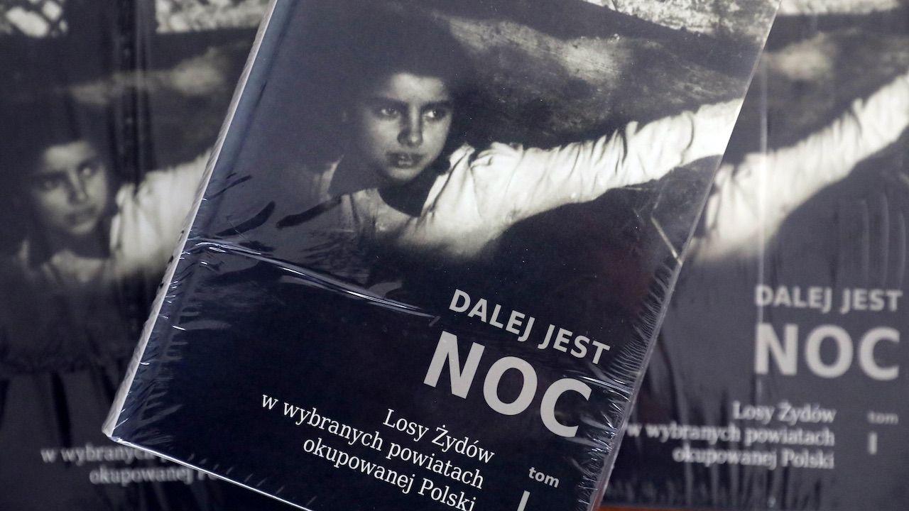 """W opracowaniu """"Dalej jest noc"""" prof. Engelking umieściła zmyślone zdarzenia (fot. arch.PAP/Tomasz Gzell)"""