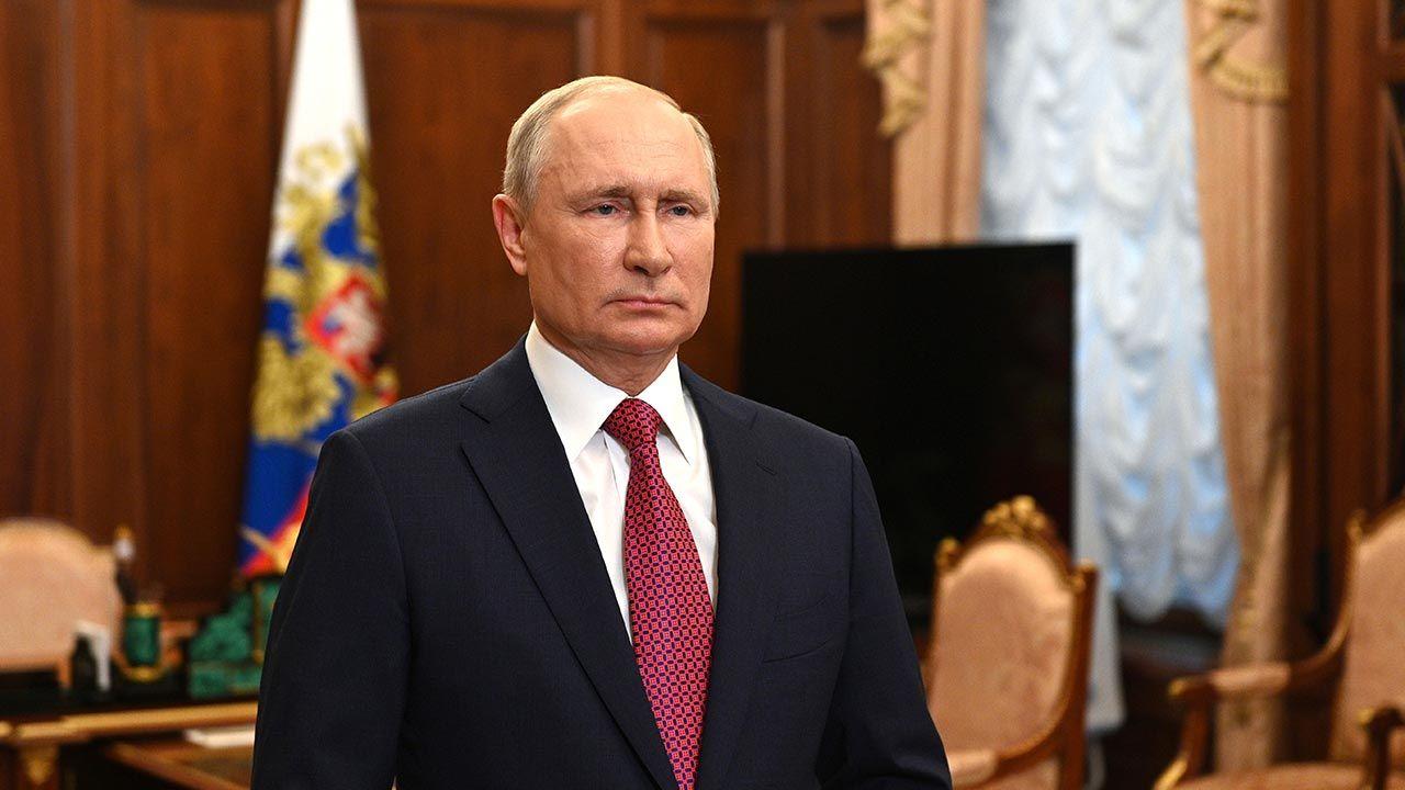 Władimir Putin (fot.  Alexei Nikolsky\TASS via Getty Images)
