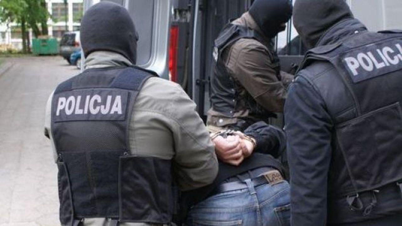Po zatrzymaniu członkowie grupy Rafała B. przerwali zmowę milczenia (fot.policja)