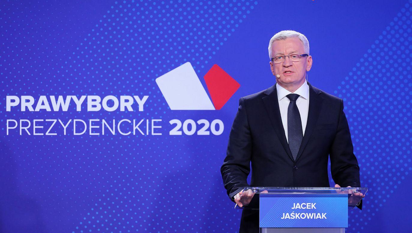 """Badanie przeprowadzono na mieszkańcach Wielkopolski. PO i """"GW"""" tego nie zauważyły (fot. PAP/Paweł Supernak)"""
