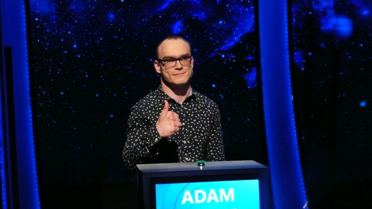 Pan Adam Fabisiewicz został zwycięcą 20 odcinka 123 edycji