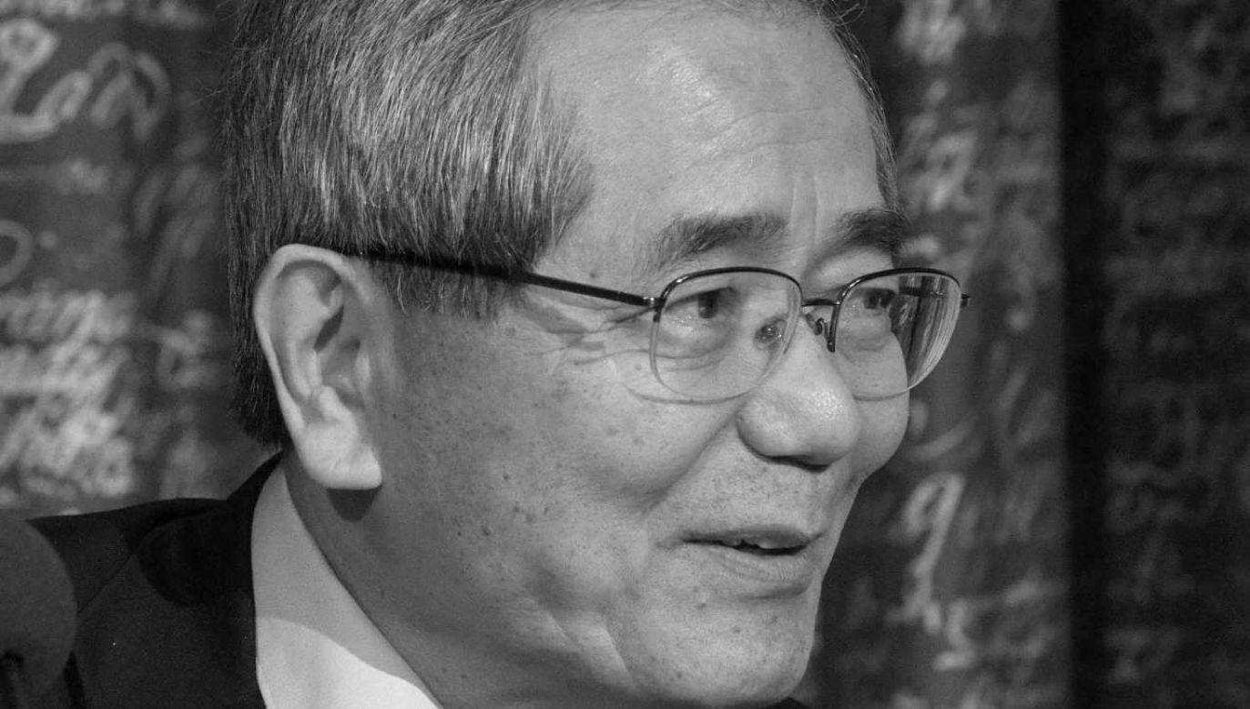 Eiighi Negishi w 2010 roku został uhonorowany Nagrodą Nobla w dziedzinie chemii (fot. Wikimedia Commons/Holger Motzkau)