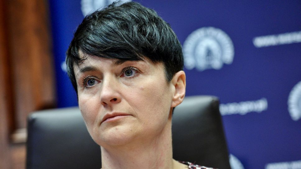 Sędzia Agnieszka Domańska (fot. arch.PAP/Marcin Obara)
