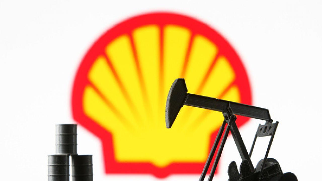 Shell jest jednym z udziałowców projektu (fot. STR/NurPhoto via Getty Images)