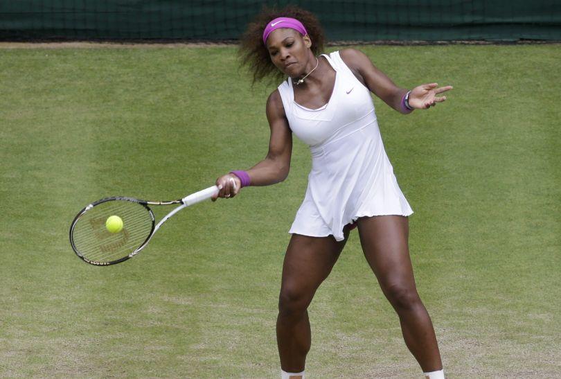 Isia od zawsze podkreślała, że nie lubi stylu gry Williams (fot. PAP/EPA)