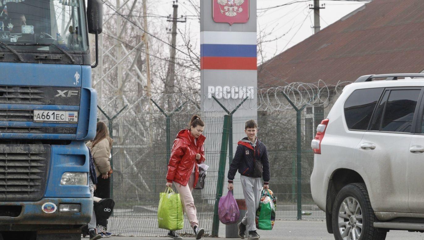 Apel NATO do Rosji (fot. PAP/EPA/DAVE MUSTAINE)