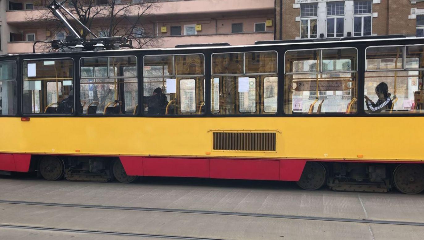 Władze stołecznego ratusza nadal nie wprowadziły skutecznych rozwiązań w komunikacji miejskiej (fot. TVP)