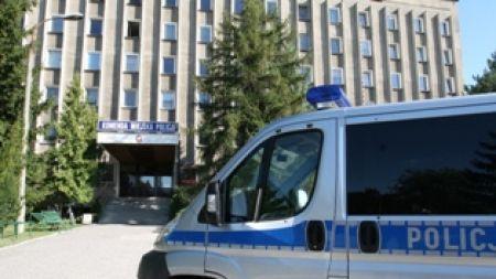Mężczyzna został zatrzymany (fot. Policja Lubelska)