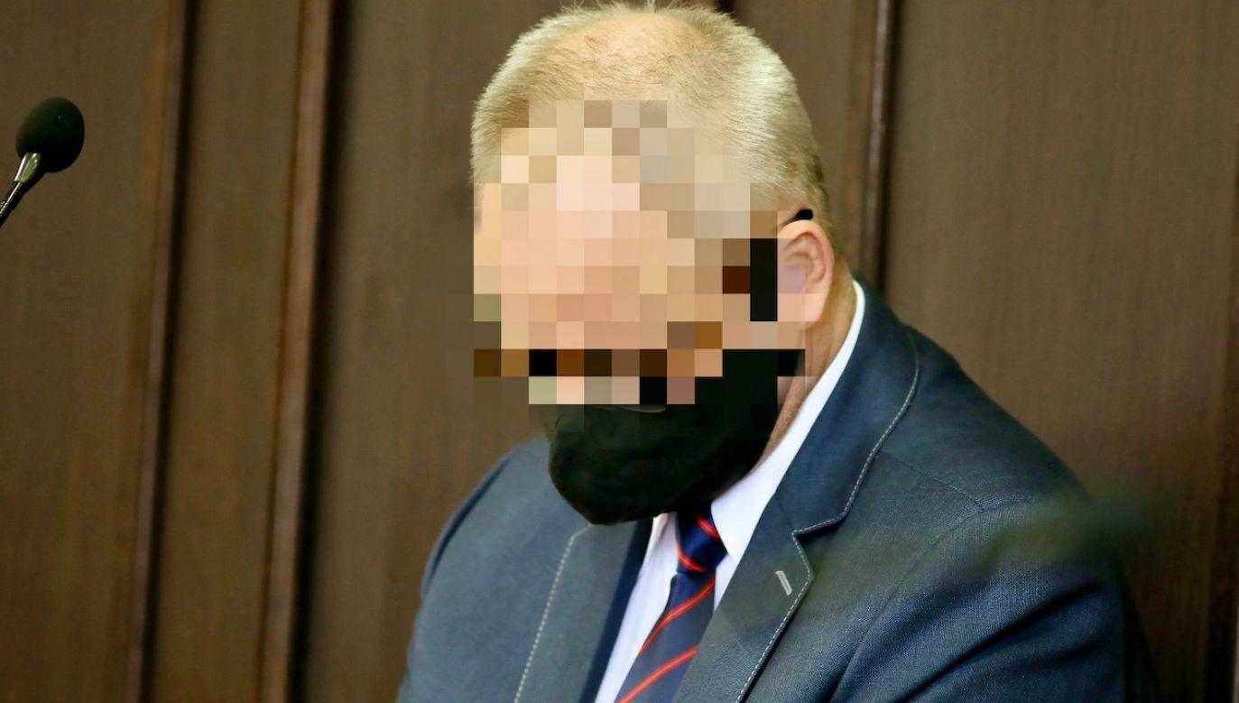 Akradiusz H. skazany za molestowanie ministranta (fot. PAP/T.Wojtasik)