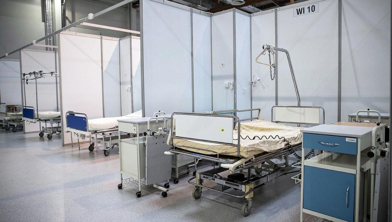 Część placówek zacznie przyjmować pacjentów w najbliższych dniach (fot. PAP/Łukasz Gągulski)