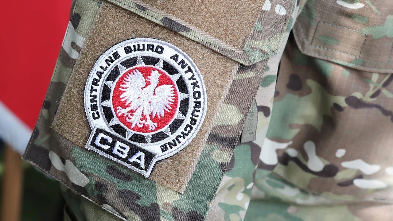 Kolejne zatrzymania CBA (fot. PAP/Wojciech Olkuśnik)