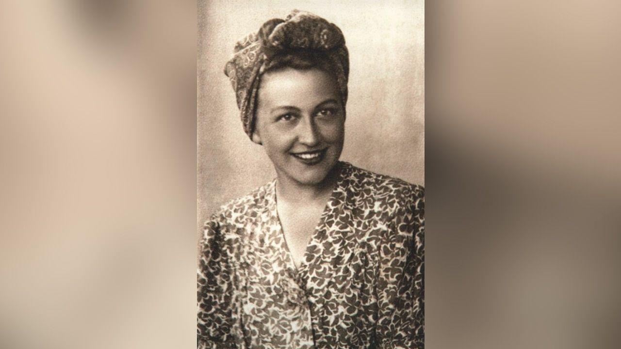 Teresa Prekerowa, autorka książki, Sprawiedliwa Wśród Narodów Świata (fot. archiwum prywatne)