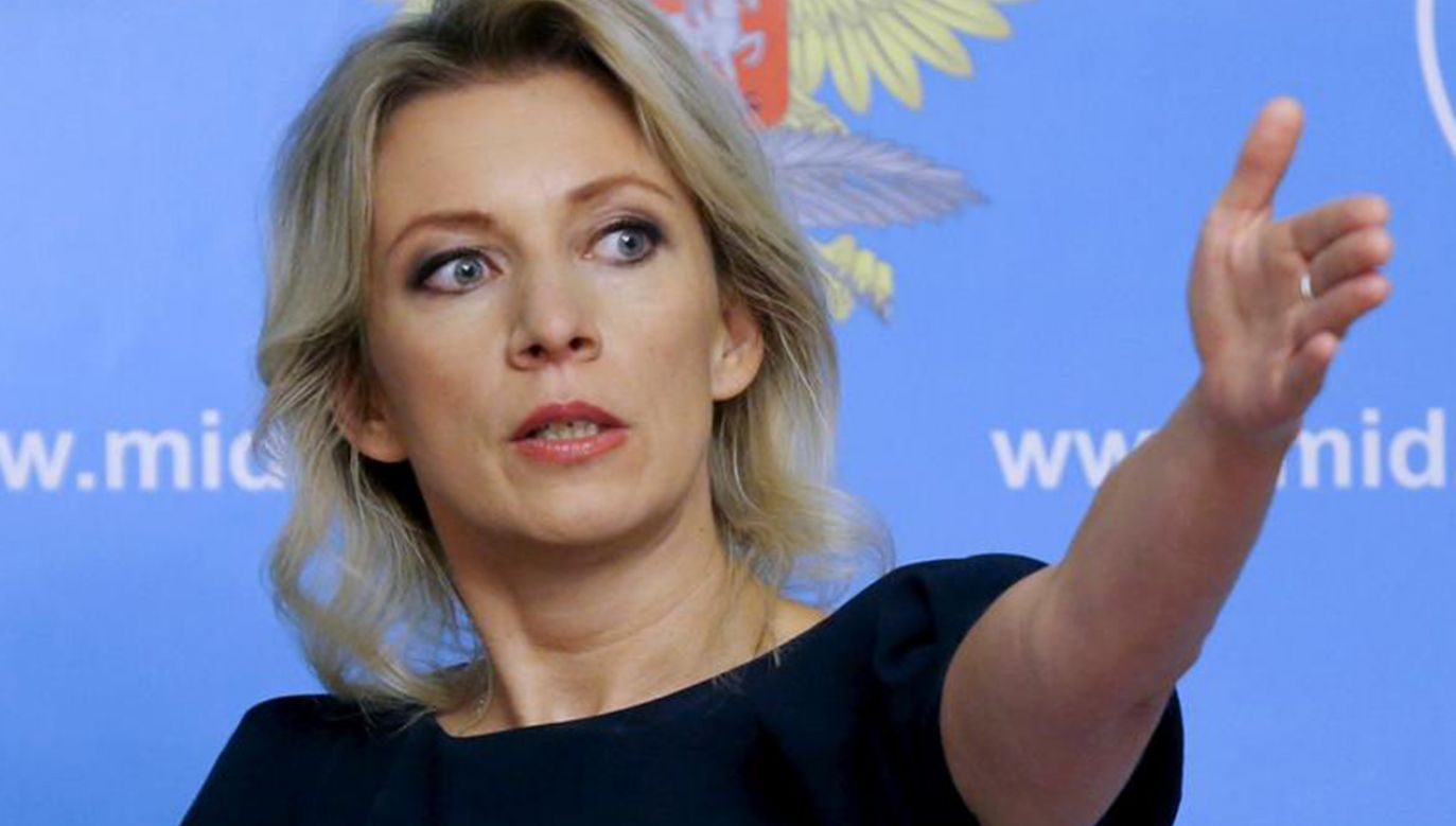 """Przedstawicielka rosyjskiego MSZ powiedziała, że Polska """"wykorzystała datę 17 września w celu prowokowania kolejnej odsłony rusofobii"""" (fot. REUTERS/Maxim Shemetov)"""