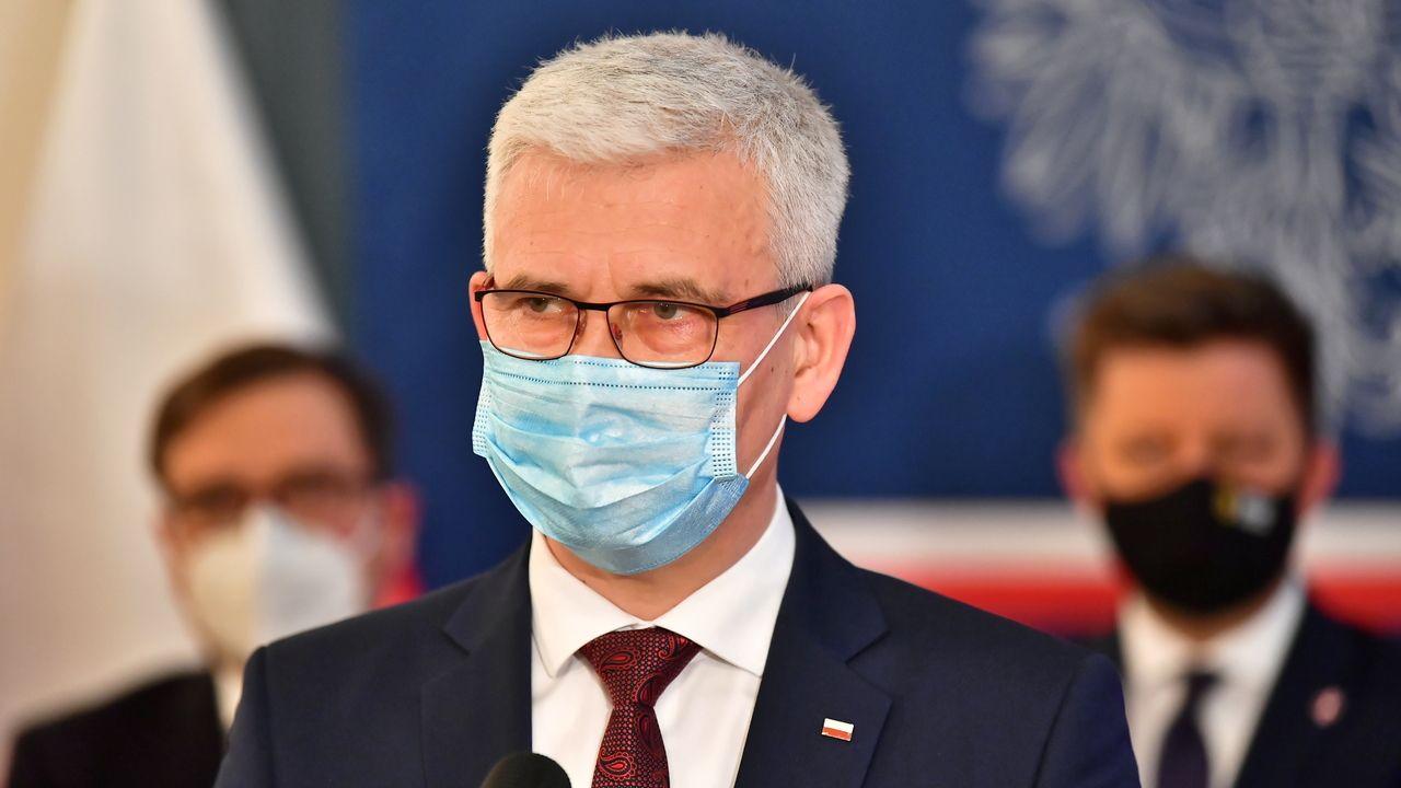 TSUE uderza w Turów. Ireneusz Zyska komentuje (fot. PAP/Maciej Kulczyński)