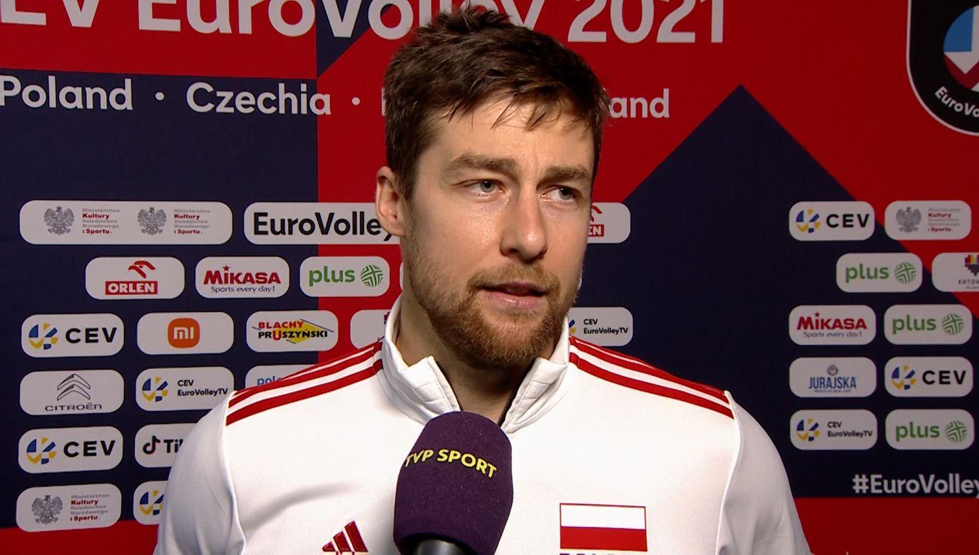 Michał Kubiak (fot. TVP)