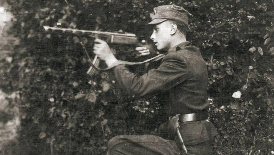 """Akcja """"Burza"""" miała na celu pokonanie Niemców przed wkroczeniem Rosjan (fot. IPN)"""