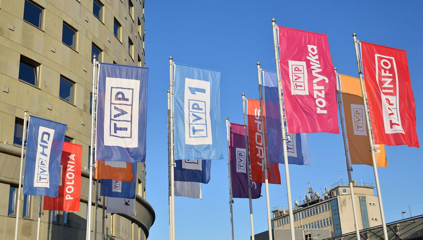 Dziennikarz TVP odpowiada na zarzuty lidera opozycji wobec Telewizji Polskiej (fot. Shutterstock)