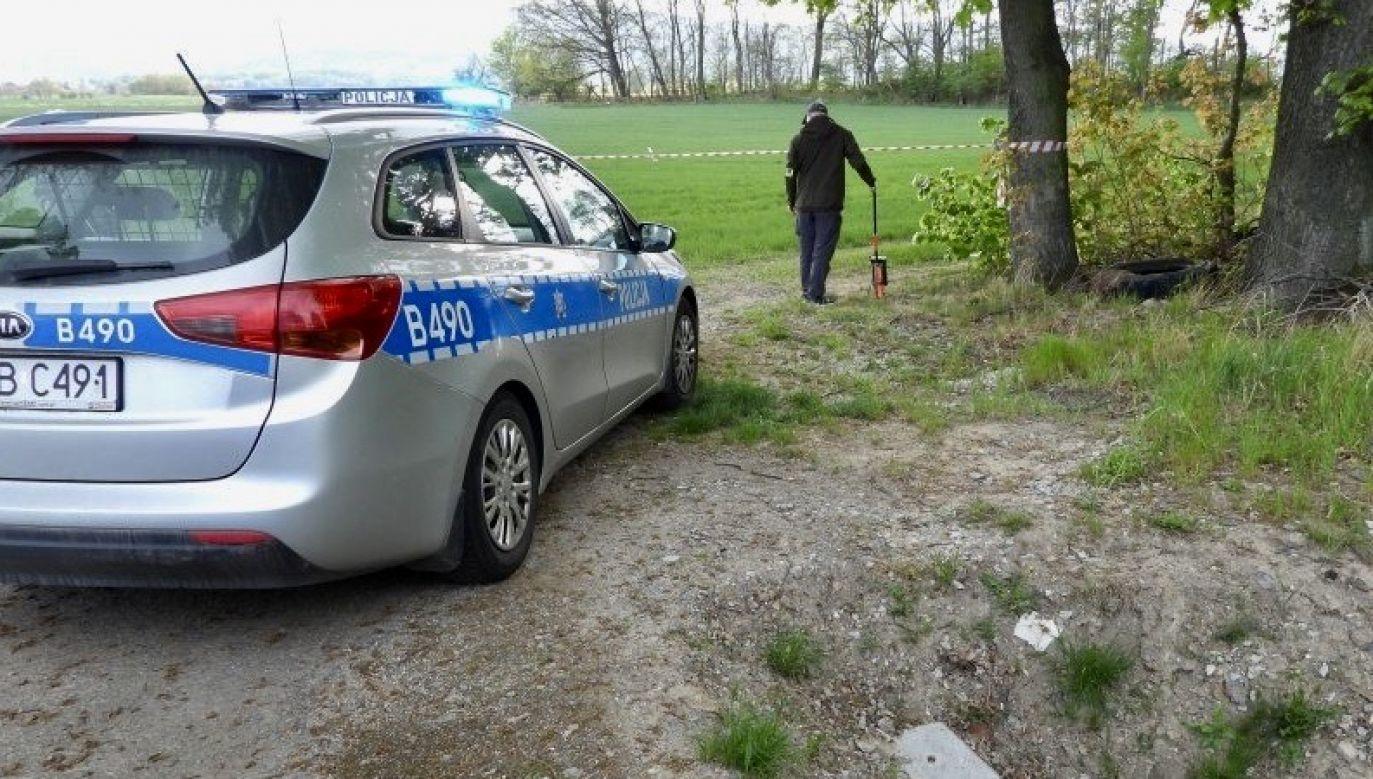 Policjanci sprawdzają, czy nie jest to któraś z zaginionych osób (fot. policja.pl, zdjęcie ilustracyjne)