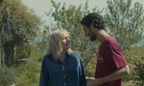 Krystyna Janda i Lorenzo de Moor. Fot.  Fot. Next film
