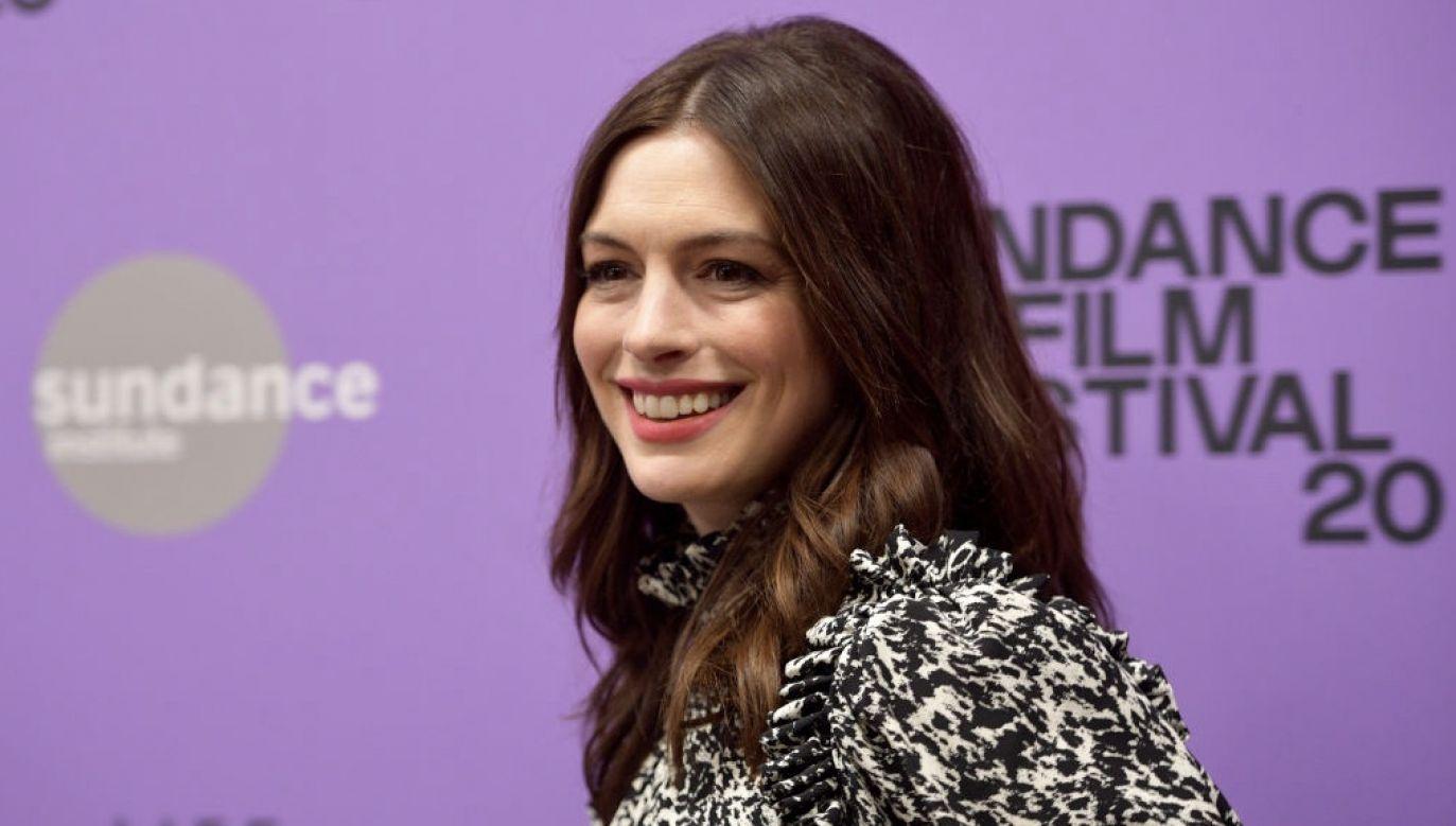 Anne Hathaway kończy negocjacje w sprawie udziału w filmie (fot. Matt Winkelmeyer/Getty Images)