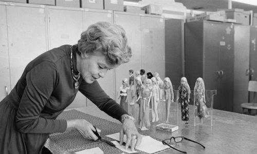 Od początku dla lalki Barbie bardzo ważna była garderoba. Fot. Tony Korody/Sygma/Sygma via Getty Images