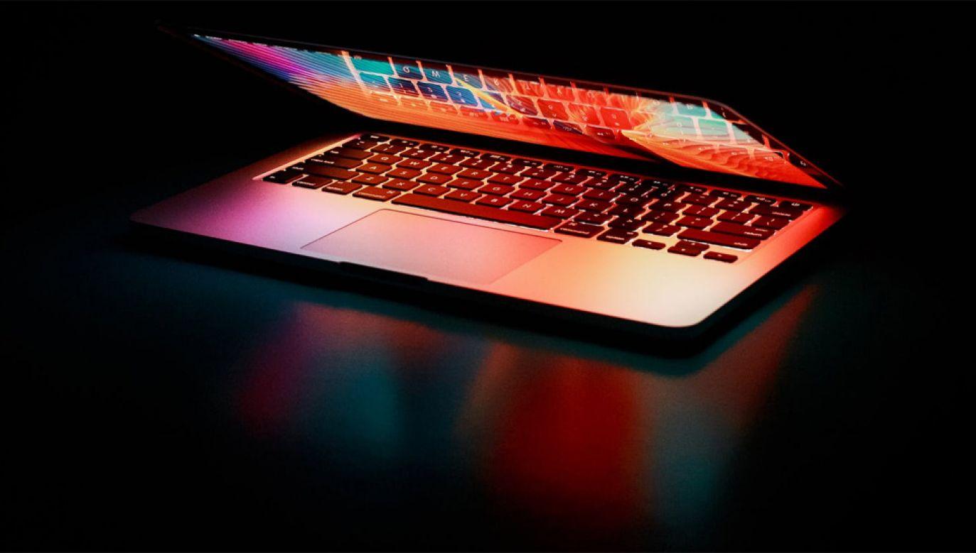 Laptop należał wcześniej do nieostrożnego pracownika Bundeswehry (fot. Pexels)