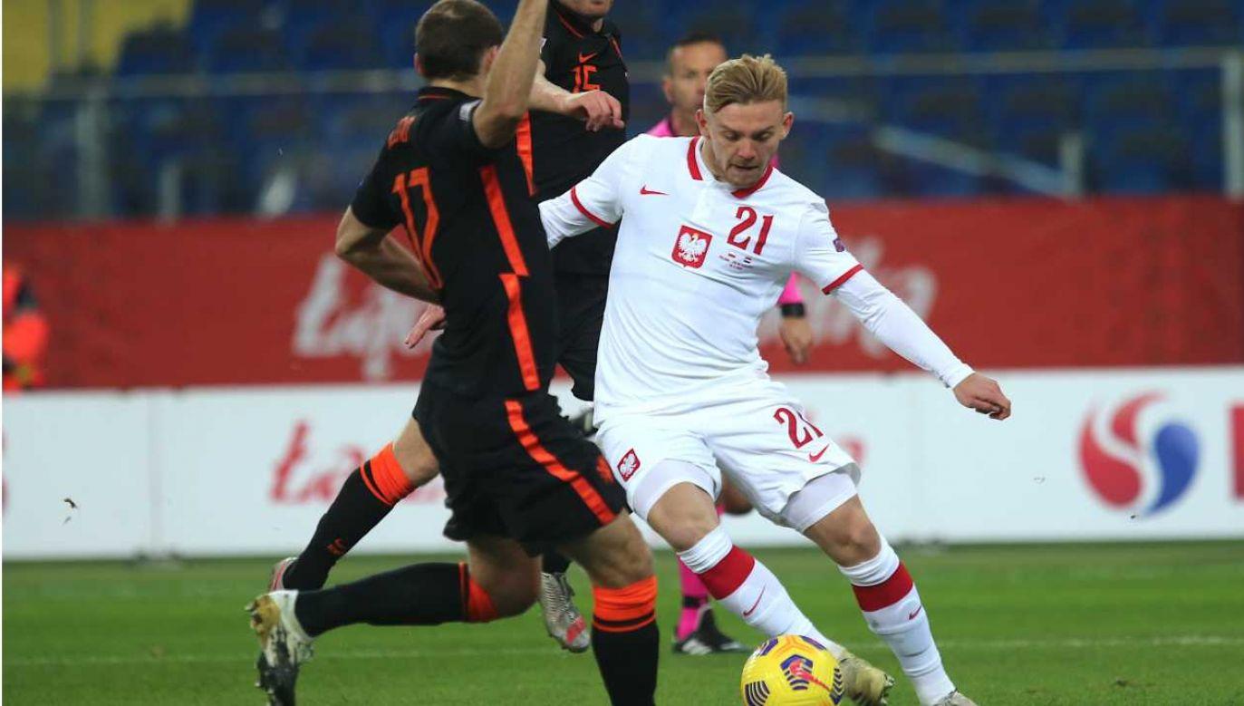 Reprezentacja Polski przygotowuje się do mistrzostw Europy (fot. PAP/Andrzej Grygiel)