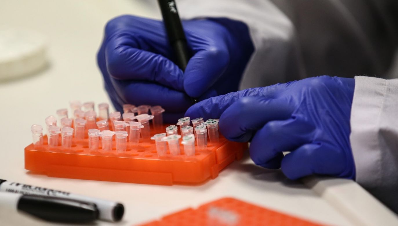 Na całym świecie ponad 120 zespołów pracuje nad stworzeniem szczepionki przeciwko SARS-CoV-2 (zdjęcie ilustracyjne) (fot. Onur Coban/Anadolu Agency via Getty Images)