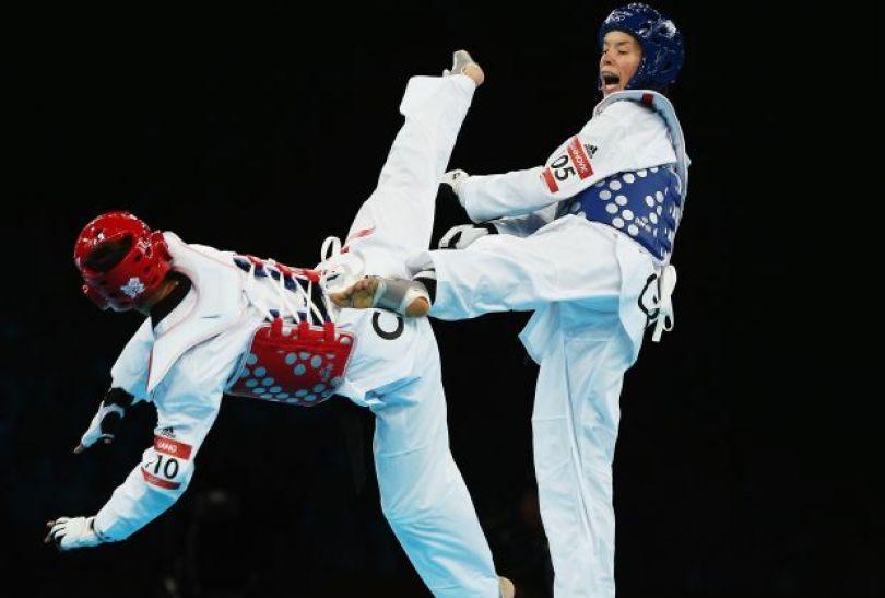 Chorwatka Zaninovic pokonała reprezentantkę Republiki Środkowoafryńskiej (fot. Getty Images)