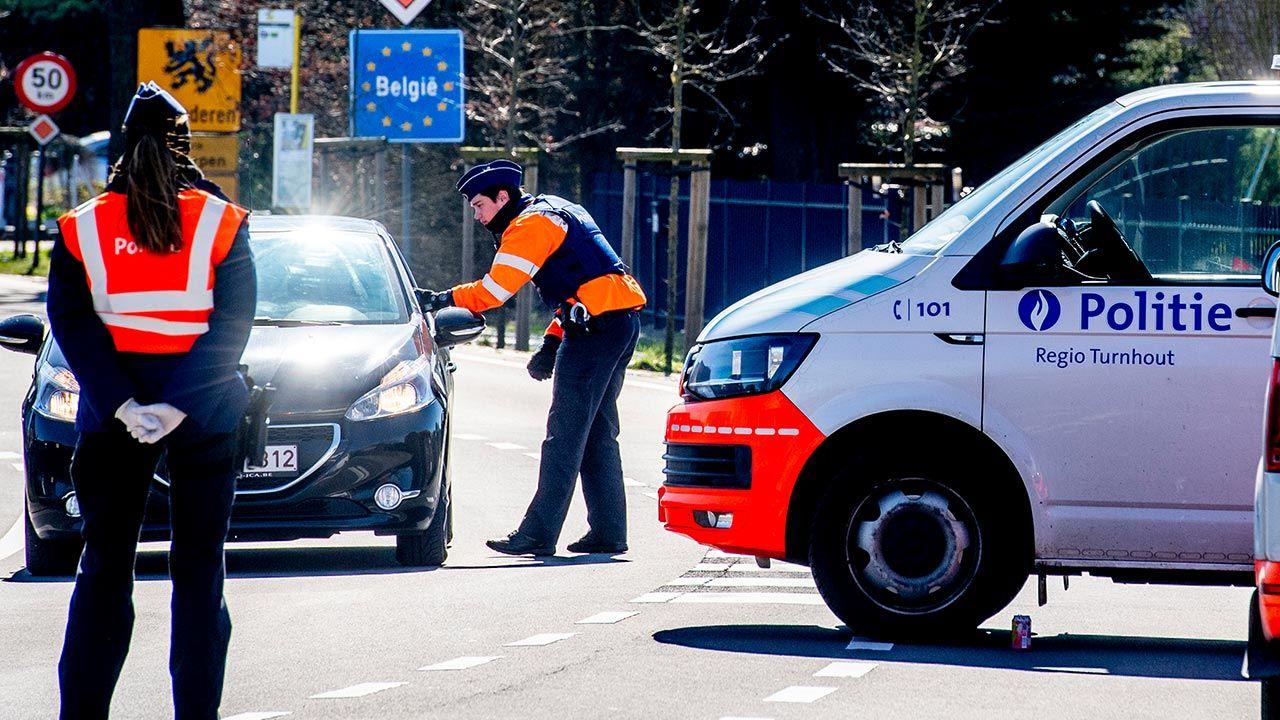 Przez ponad miesiąc Belgowie nie będą mogli wyjeżdżać w celach turystycznych (fot. Robin Utrecht/SOPA Images/LightRocket via Getty Images)