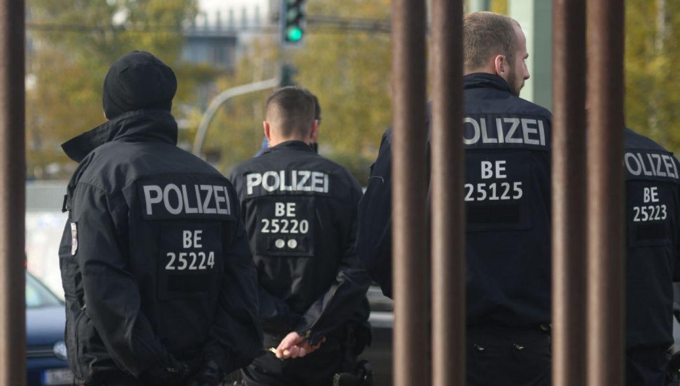 Jak twierdzi Prokuratura Generalna, członkowie grupy byli od kilku miesięcy obserwowani przez służby operacyjne (fot. Artur Widak/NurPhoto via Getty Images)