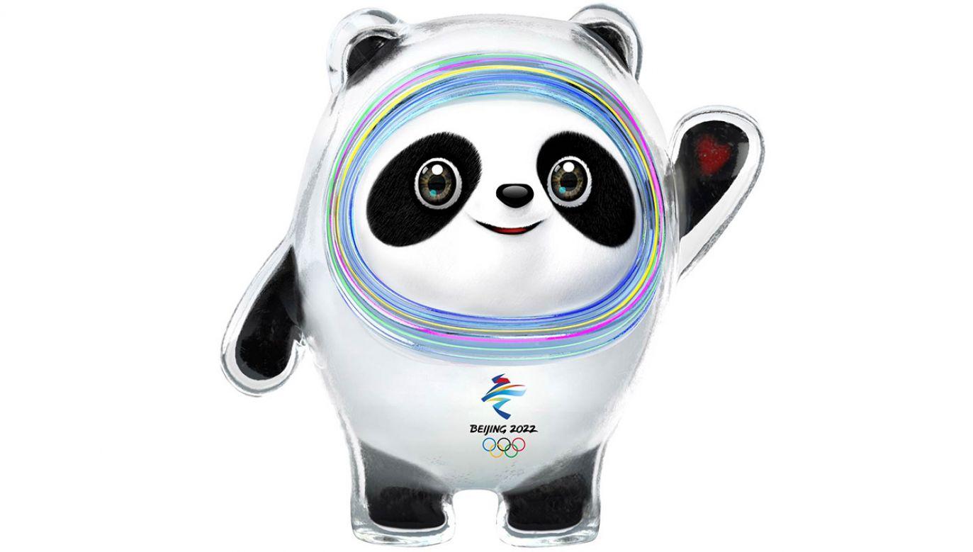 Panda będzie maskotką zimowych igrzysk olimpijskich w Pekinie (fot. IOC)