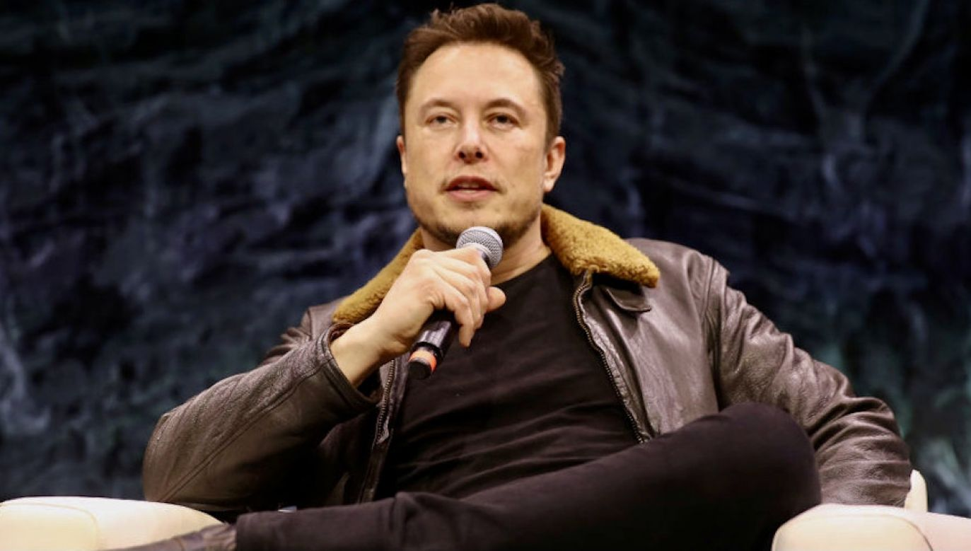 "Elon Musk wystąpił w programie ""Saturday Night Live"" (fot. D.Donamaria/Getty Images/SXSW)"