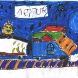 Artur Radzikowski, 6 lat, Siedlce