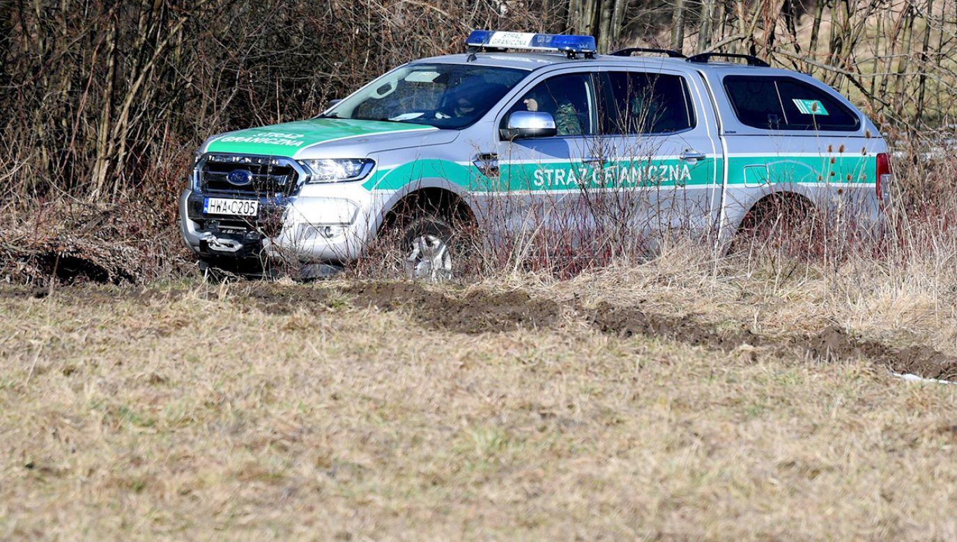Ze statystyk SG wynika, że od początku 2019 roku strażnicy graniczni z Podkarpacia zatrzymali ponad 200 osób zastrzeżonych w krajowych i międzynarodowych bazach poszukiwawczych (fot. arch.PAP/Darek Delmanowicz, zdjęcie ilustracyjne)
