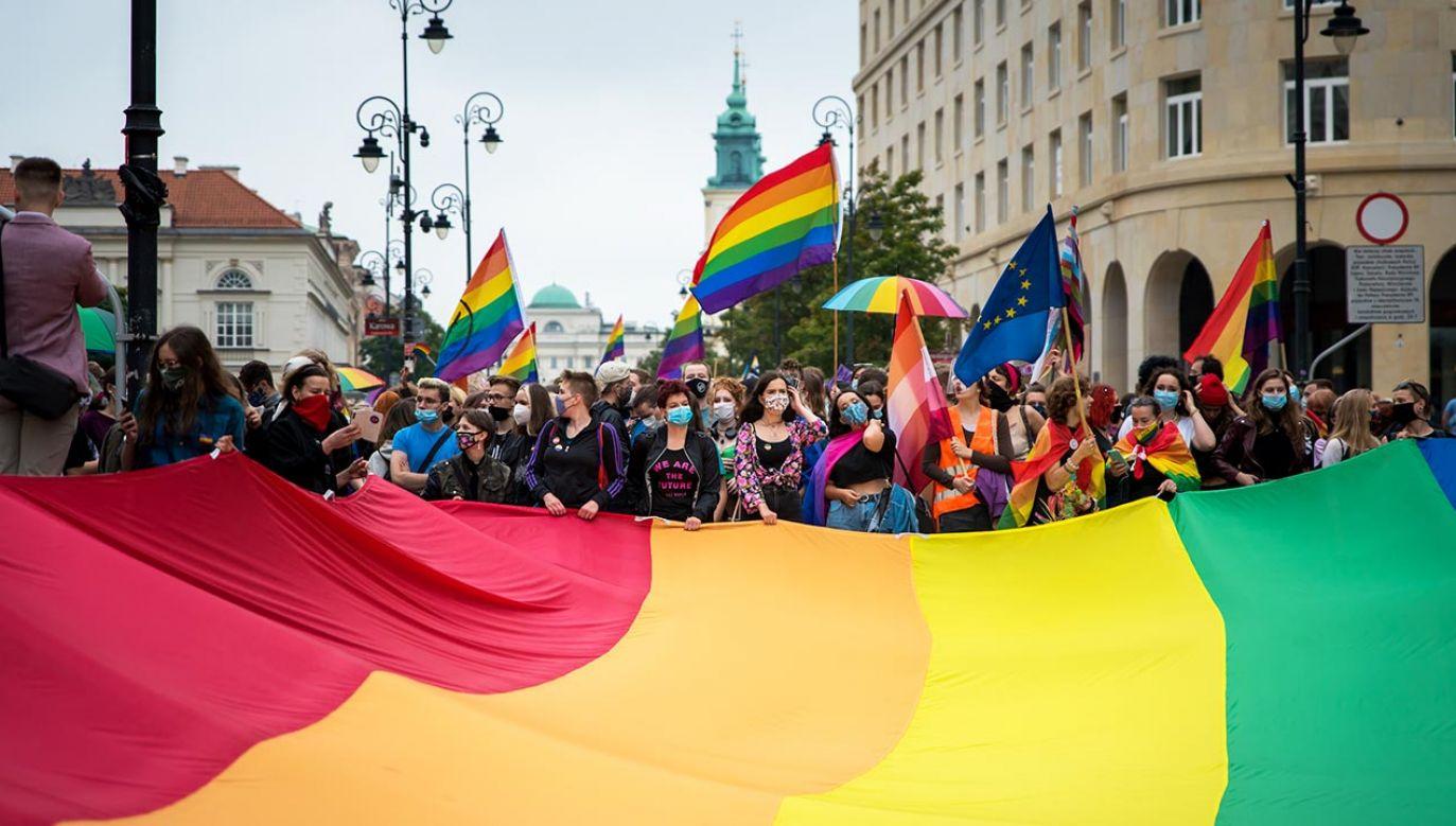 Zmiany w Agorze (fot.  Forum/Damian Lugowski)